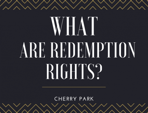 What Are Redemption Rights?