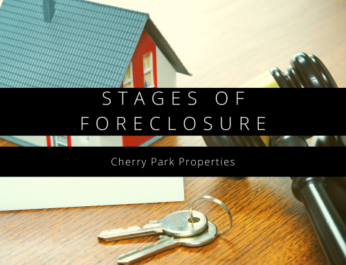 Stages of Foreclosure