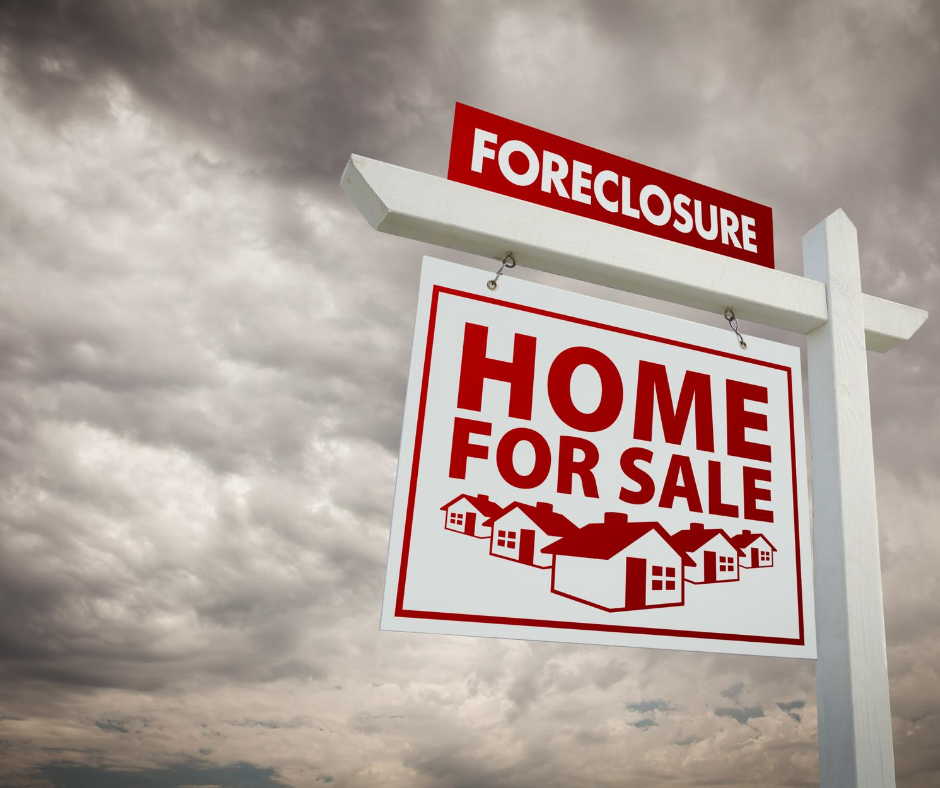 The Five Stages of Foreclosure in Johnson County KS