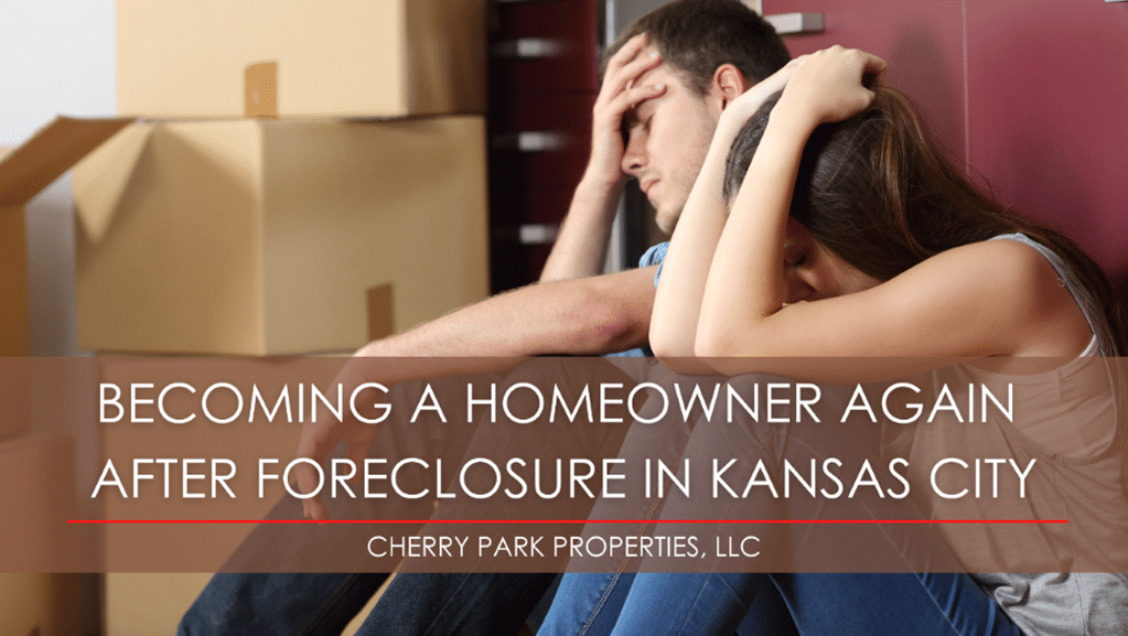 foreclosure in Kansas City